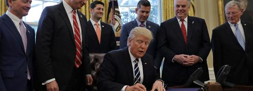 De moins en moins de femmes à la Maison-Blanche