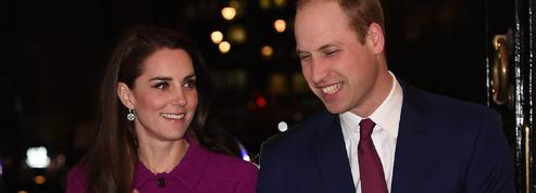 Kate Middleton et le prince William en visite officielle à Paris