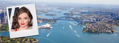 Sydney dans les pas de Miranda Kerr