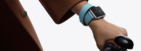 L'Apple Watch s'offre de nouveaux bracelets colorés signés Hermès