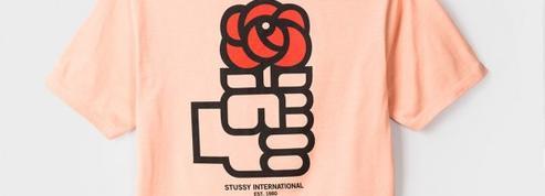 Un tee-shirt avec le logo du PS fait un carton auprès des hipsters américains