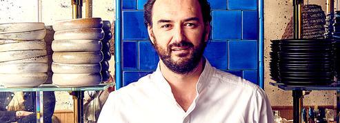 Cyril Lignac raconte Le Bar des Prés, sa nouvelle cantine healthy