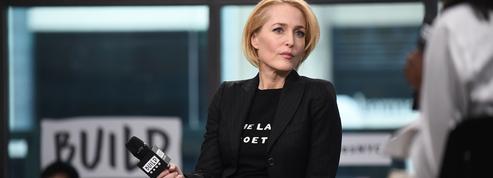 Gillian Anderson lève le voile sur le tabou de la préménopause