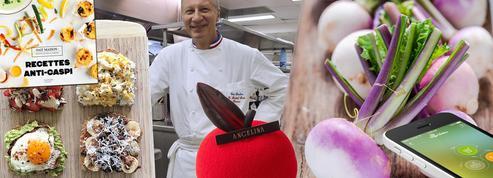 Appli veggie, recettes anti-gaspi et fashion lunch-bag : une semaine de nouveautés culinaires