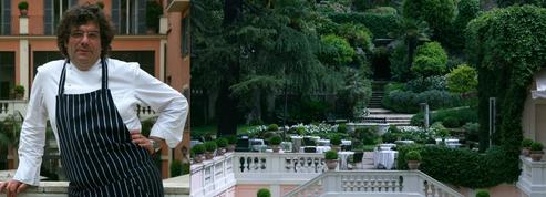 La Table de Russie de Fulvio Pierangelini à Rome
