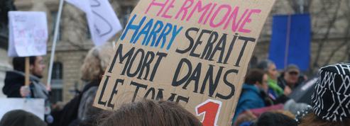 Manifestation pour les droits des femmes, on y était