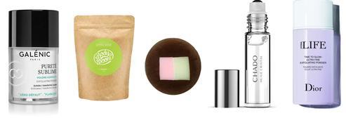 Feutre à ongles, salière exfoliante, savon gazeux : sept produits de beauté bizarres