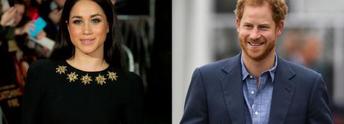 Le prince Harry et Meghan Markle, c'est l'amour à la plage