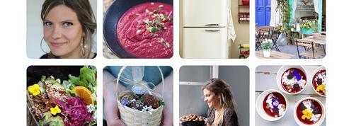 Dans le frigo d'Angèle Ferreux-Maeght, papesse de la cuisine saine