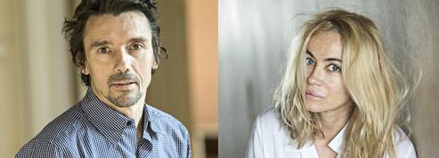 Emmanuelle Béart et Stanislas Nordey: