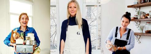 Gwyneth Paltrow, Rens Kroes et Ella Mills... Elles ont fait de la cuisine un business