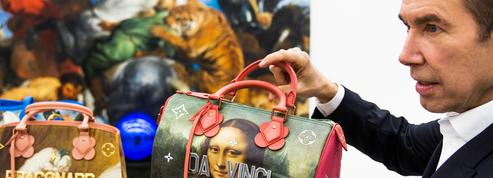 Louis Vuitton et Jeff Koons bousculent les codes de l'art