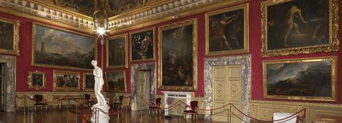 La croisière d'Alessandro Michele chez Gucci à la galerie Palatine