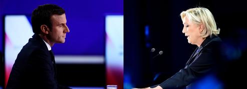 Marine Le Pen et Emmanuel Macron : le match des programmes pour les femmes