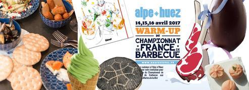 Pâques, glace à l'avocat et championnat de France de barbecue… Quoi de neuf en cuisine ?