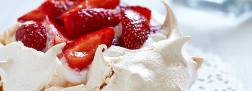 Pavlova, tarte et bavarois : nos meilleures idées de desserts à base de fraises