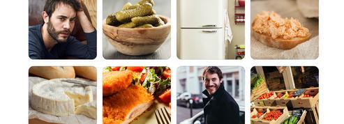 Dans le frigo de Yaniss Lespert, comédien amoureux du terroir français