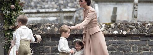Pourquoi le prince George a-t-il pleuré au mariage de Pippa Middleton ?