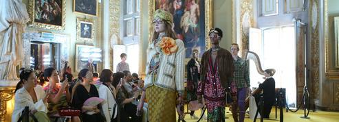 Défilé croisière 2018: la renaissance de Gucci sous les ors de Florence