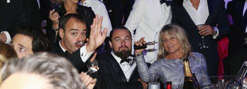 Les rares photos de Leonardo DiCaprio à Cannes