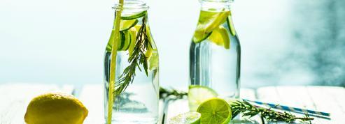 Conseils et recettes simples d'Angèle Ferreux-Maeght pour redonner du goût à notre eau