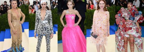 Met Gala 2017 : les tenues les plus incroyables du tapis rouge