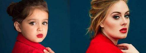 Scout, la petite fille qui s'habille comme les icônes de la pop culture