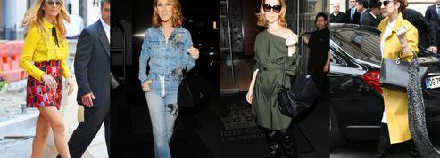 Céline Dion, sa reconversion mode en photos