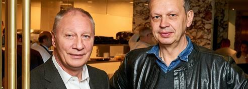 Les confidences d'Éric Frechon et Tom Dixon sur le Drugstore des Champs-Élysées