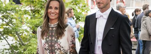 Pippa Middleton et James Matthews, leur première sortie de jeunes mariés