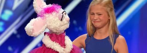 Une ventriloque de 12 ans bluffe le jury d'