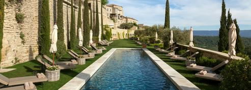 Un week-end spa à la Bastide de Gordes avec Sisley