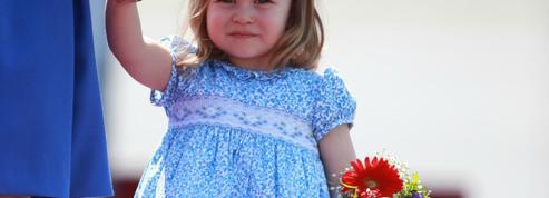 En vidéo, la première révérence de la princesse Charlotte à Berlin