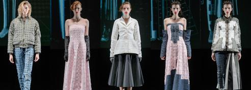Défilé Yuima Nakazato Automne-hiver 2017-2018 Haute couture