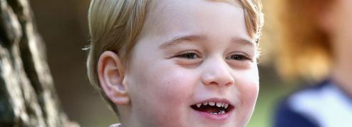 Le prince George en 35 photos, du bébé craquant au petit garçon espiègle