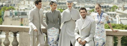 Les hôtesses de l'air les plus élégantes sont celles d'une compagnie chinoise