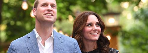 Kate et William et cet acteur de