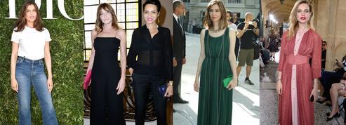 Carla Bruni, Laetitia Casta, Sofia Coppola : le cinéma rencontre la mode à la Fashion Week