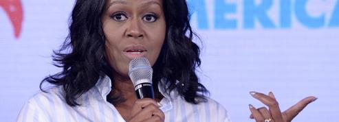 Michelle Obama confie être toujours victime de racisme