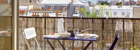 Sept astuces pour aménager un petit balcon