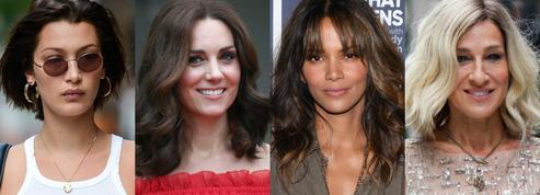Halle Berry, Bella Hadid, Kate Middleton... Les coupes de cheveux de la rentrée