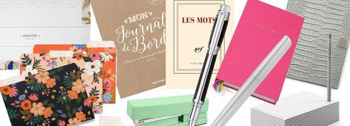 Bullet journal, stylo, agenda... Les indispensables de la rentrée
