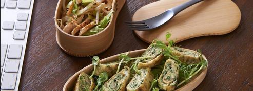 Vingt recettes à emporter pour pimper sa pause déjeuner