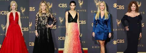 Nicole Kidman, Reese Witherspoon, Zoe Kravitz... Les plus beaux looks des Emmy Awards 2017
