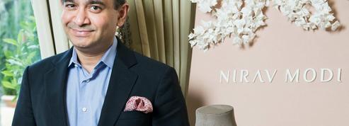 Nirav Modi, le magnat indien des diamants brille à Paris