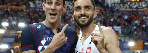 Bosse et Amdouni, le bronze en bout de course