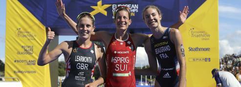 Triathlon : Cassandre Beaugrand, du bronze pour commencer