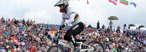 BMX : Sylvain André, du bronze malgré tout