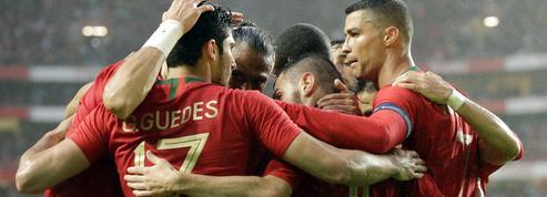 Le Portugal se rassure contre une Algérie totalement dépassée