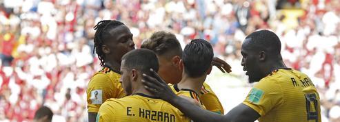 Coupe du monde 2018 : la Belgique ne fait qu'une bouchée de la Tunisie